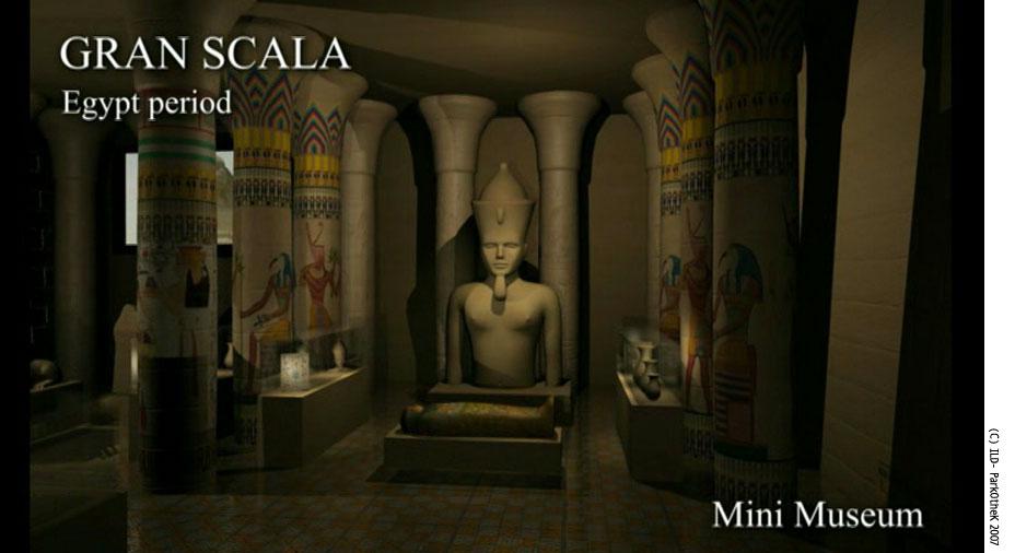 [Gran Scala] Proyecto de un gran complejo de Ocio 34