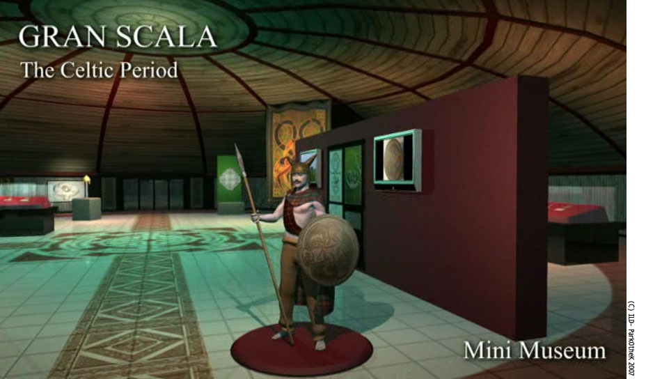 [Gran Scala] Proyecto de un gran complejo de Ocio 35