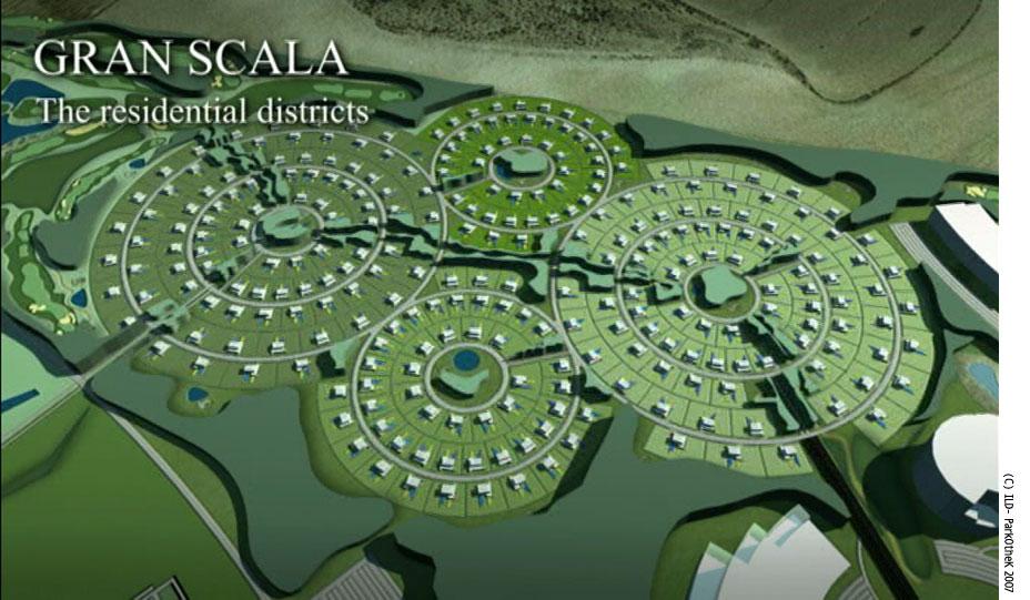 [Gran Scala] Proyecto de un gran complejo de Ocio 37