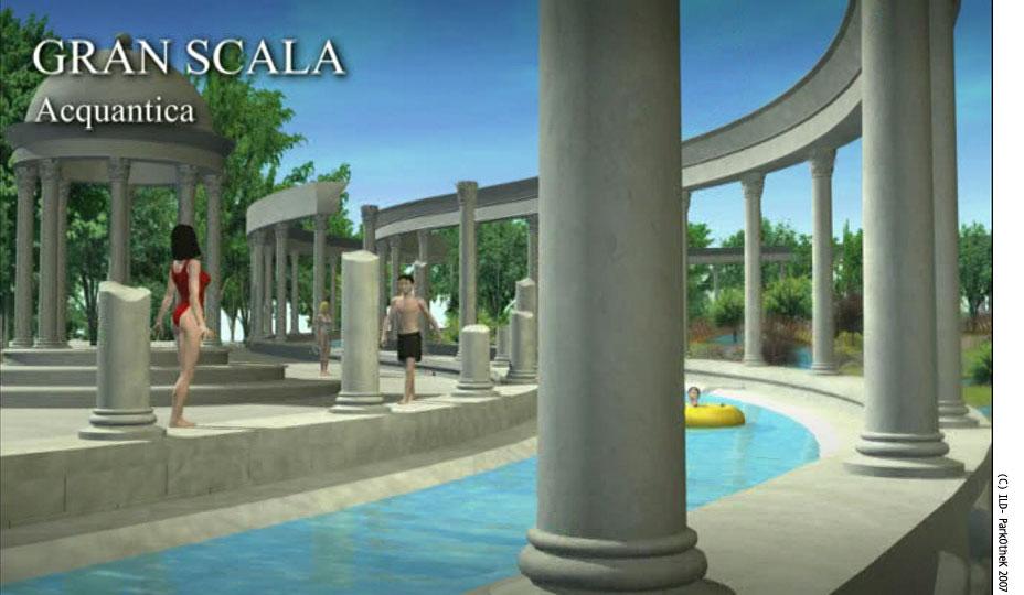 [Gran Scala] Proyecto de un gran complejo de Ocio 41