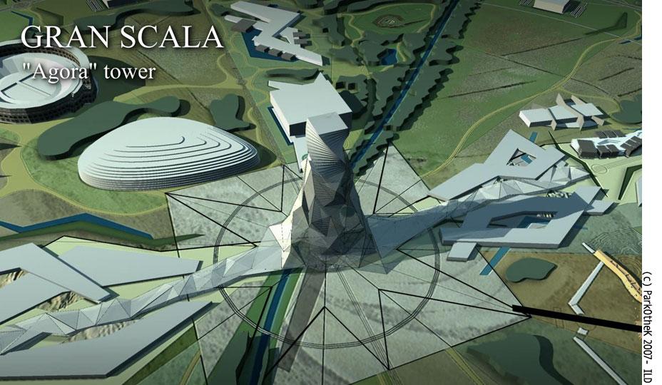 [Gran Scala] Proyecto de un gran complejo de Ocio 46